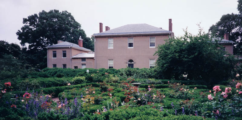 Our clients carter consulting group Tudor place historic house and garden
